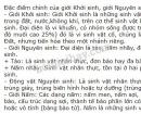 Bài 2 trang 13 SGK Sinh 10