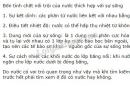 Bài 2 trang 18 SGK Sinh 10