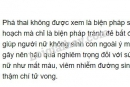 Bài 3 trang 185 SGK Sinh học 11