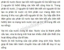 Bài 3 trang 18 SGK Sinh 10