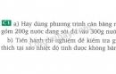 Bài C1 trang 89 sgk vật lý 8