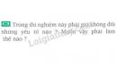 Bài C3 trang 84 sgk vật lý 8