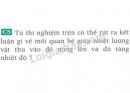 Bài C5 trang 85 sgk vật lý 8