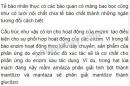 Bài 3 trang 59 SGK Sinh 10