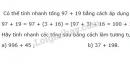 Bài 32 trang 17 SGK Toán 6 tập 1