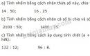 Bài 52 trang 25 SGK Toán 6 tập 1