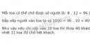 Bài 54 trang 25 sgk toán 6 tập 1
