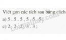 Bài 56 trang 27 sgk toán 6 tập 1