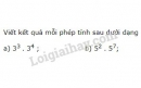 Bài 60 trang 28 SGK Toán 6 tập 1