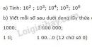 Bài 62 trang 28 SGK Toán 6 tập 1