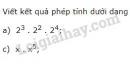 Bài 64 trang 28 sgk toán 6 tập 1