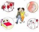 Các đối tượng nào có nguy cơ lây nhiễm cao - trang 120