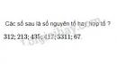 Bài 115 trang 47 SGK Toán 6 tập 1