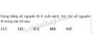 Bài 117 trang 47 SGK Toán 6 tập 1