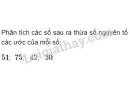 Bài 130 trang 50 SGK Toán 6 tập 1