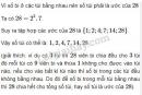 Bài 132 trang 50 sgk toán 6 tập 1
