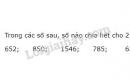 Bài 91 trang 38 SGK Toán 6 tập 1