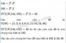 Bài 144 trang 56 SGK Toán 6 tập 1