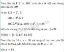 Bài 146 trang 57 SGK Toán 6 tập 1
