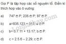 Bài 165 trang 63 SGK Toán 6 tập 1