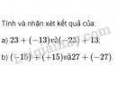 Bài 29 trang 76 SGK Toán 6 tập 1