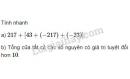 Bài 42 trang 79 SGK Toán 6 tập 1