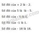 Bài 9 trang 71 SGK Toán 6 tập 1
