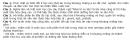 Bài 1 trang 83 SGK Sinh 8