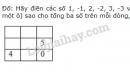 Bài 113 trang 99 sgk toán 6 tập 2