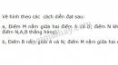 Bài 13 trang 107 SGK Toán 6 tập 1