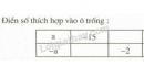 Bài 49 trang 82 SGK Toán 6 tập 1