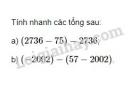 Bài 59 trang 85 sgk toán 6 tập 1