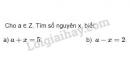 Bài 64 trang 87 SGK Toán 6 tập 1