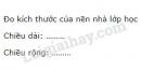 Bài 41 trang 119 SGK Toán 6 tập 1