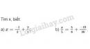 Bài 45 trang 26 SGK Toán 6 tập 2