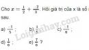 Bài 46 trang 27 SGK Toán 6 tập 2
