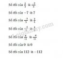 Bài 58 trang 33 SGK Toán 6 tập 2