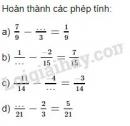 Bài 64 trang 34 SGK Toán 6 tập 2