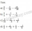 Bài 68 trang 35 SGK Toán 6 tập 2