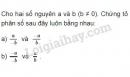 Bài 8 trang 9 SGK Toán 6 tập 2
