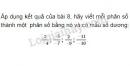 Bài 9 trang 9 SGK Toán 6 tập 2