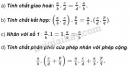 Lý thuyết tính chất cơ bản của phép nhân phân số