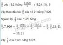 Bài 117 trang 51 SGK Toán 6 tập 2