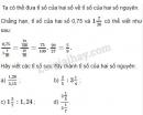 Bài 138 trang 58 SGK Toán 6 tập 2