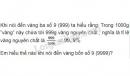 Bài 142 trang 59 sgk toán 6 tập 2