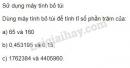Bài 148 trang 60 SGK Toán 6 tập 2