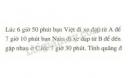 Bài 83 trang 41 SGK Toán 6 tập 2