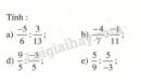 Bài 84 trang 43 SGK Toán 6 tập 2