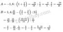 Bài 161 trang 64 SGK Toán 6 tập 2