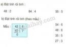 Bài 1, 2, 3 trang 28 sgk Toán 3 - Luyện tập